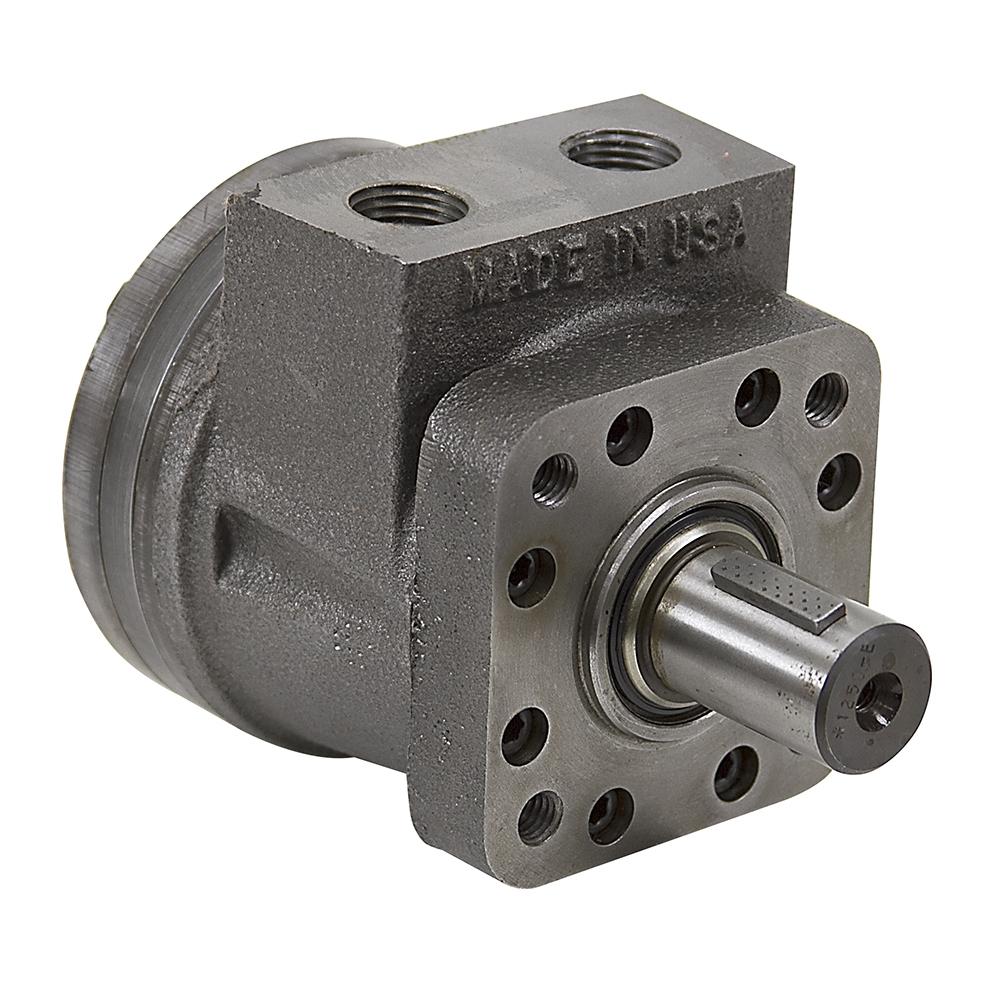6 2 Cu In Orbmark 106w4f Hydraulic Motor Low Speed High