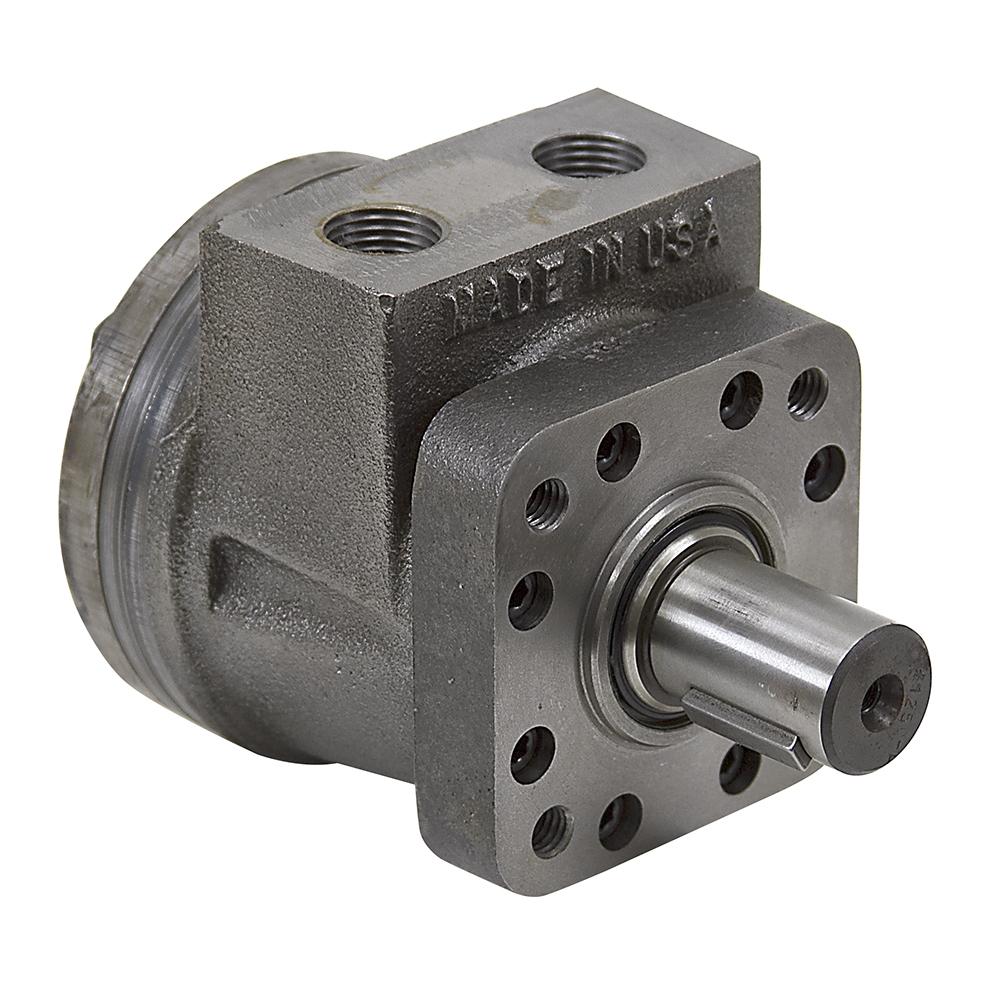 4 5 Cu In Orbmark 104w4f Hydraulic Motor Low Speed High