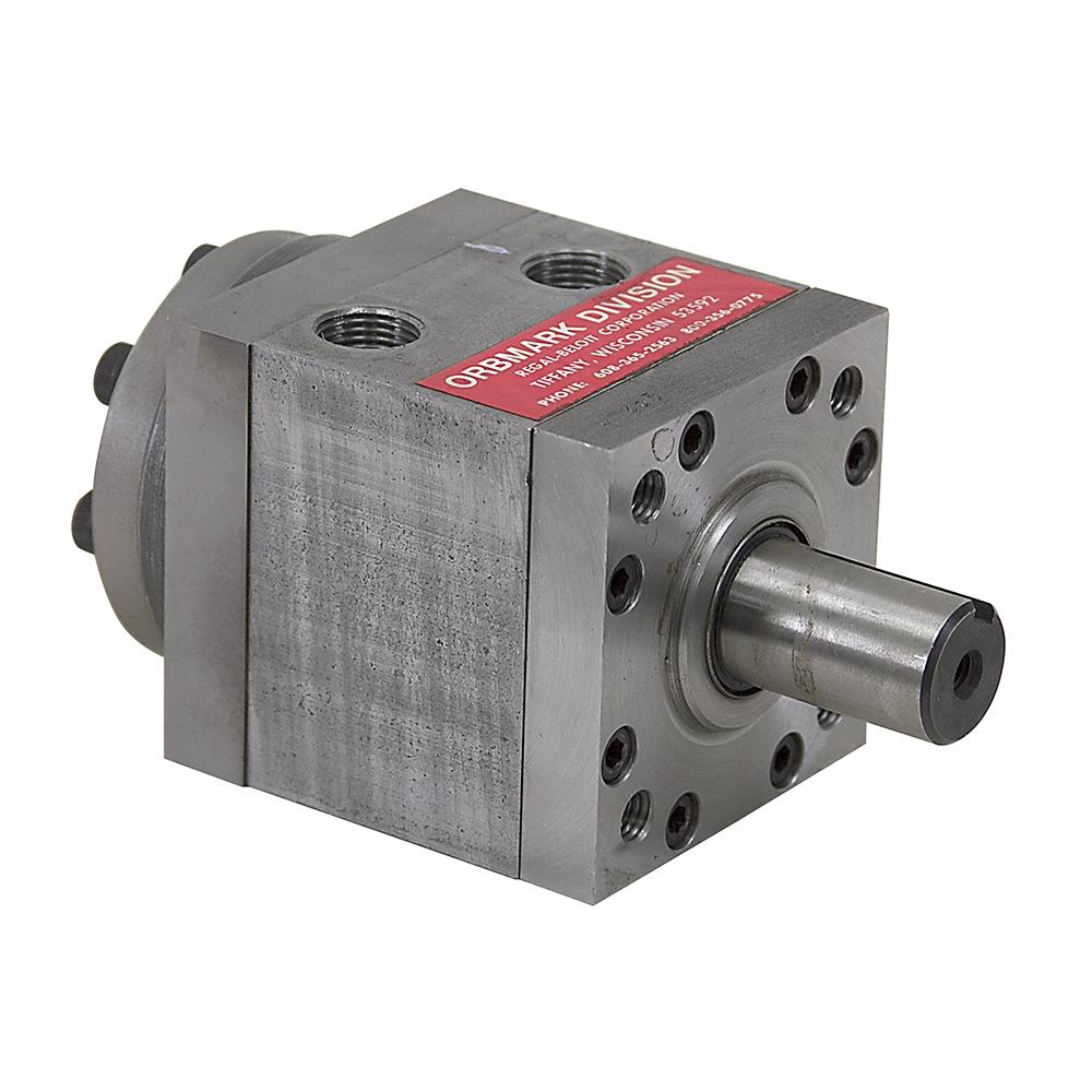 4 5 Cu In Orbmark 4w4f Hydraulic Motor Low Speed High