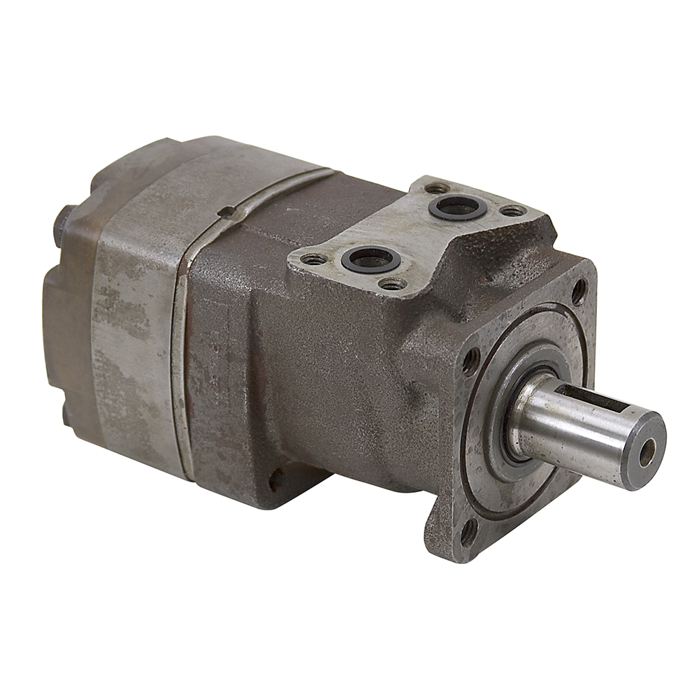 12 5 Cu In White Hydraulic Motor Low Speed High Torque