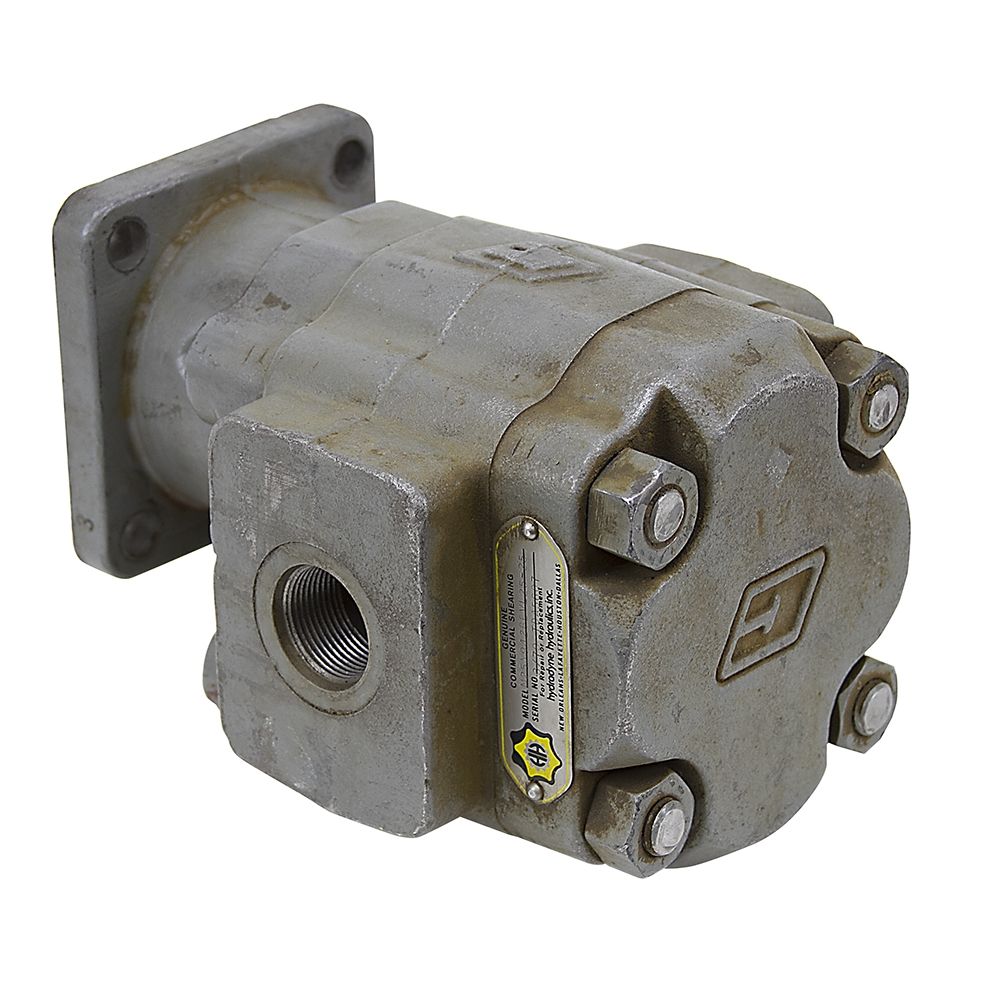 Cu In Commercial Hydraulic Motor M25x942bevl25 25