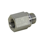 "1/2"" BSPP Male x 1/2"" NPT Female Straight 3455-08-08 Adapter"