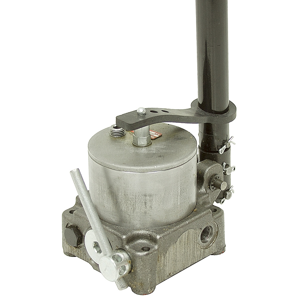 Hydraulic Hand Pump : Hp datl brand hand pump pumps hydraulic