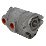 1.52/1.52 CU IN Cross 53P015-15-LBAA Hydraulic Double Pump