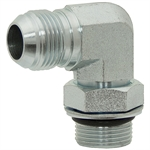 "JIC 4 Male x 1/4"" BSPP Male 90 Degree Elbow 3801-04-04 Adapter"
