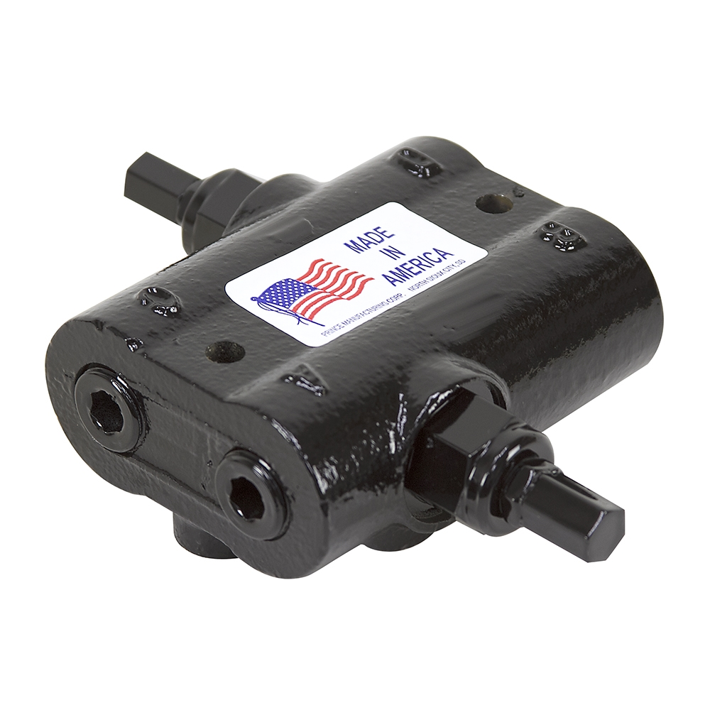 1/2 NPT 30 GPM 1500-3000 PSI Hydraulic Cushion Valve