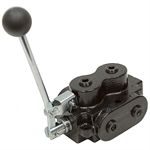 "1/2"" NPT 20 GPM Double Selector Valve"
