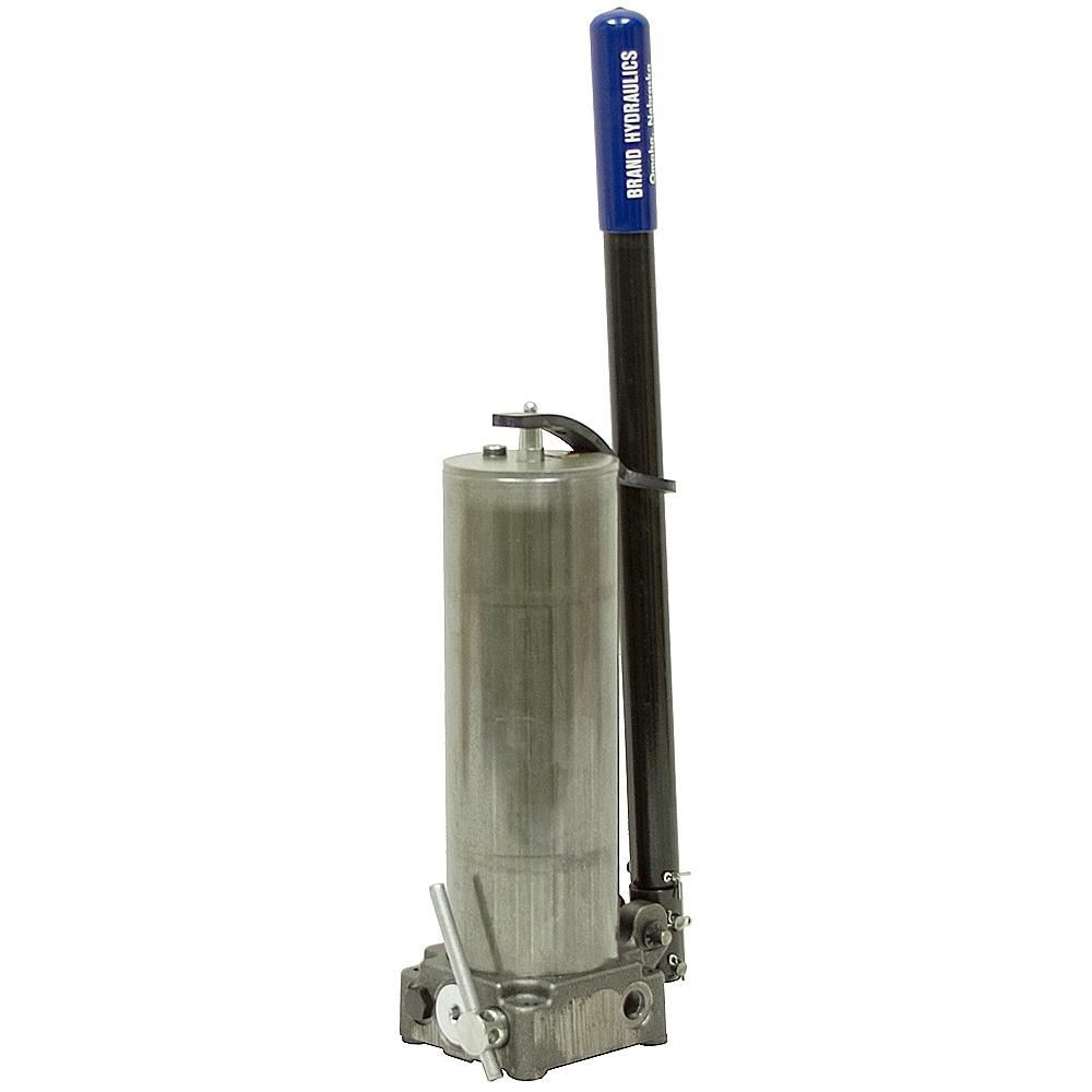 Hydraulic Hand Pump : Hp da brand hand hydraulic pump pumps
