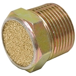 "1/8"" NPT Bronze Breather Prince Mfg PM-BHF-7"