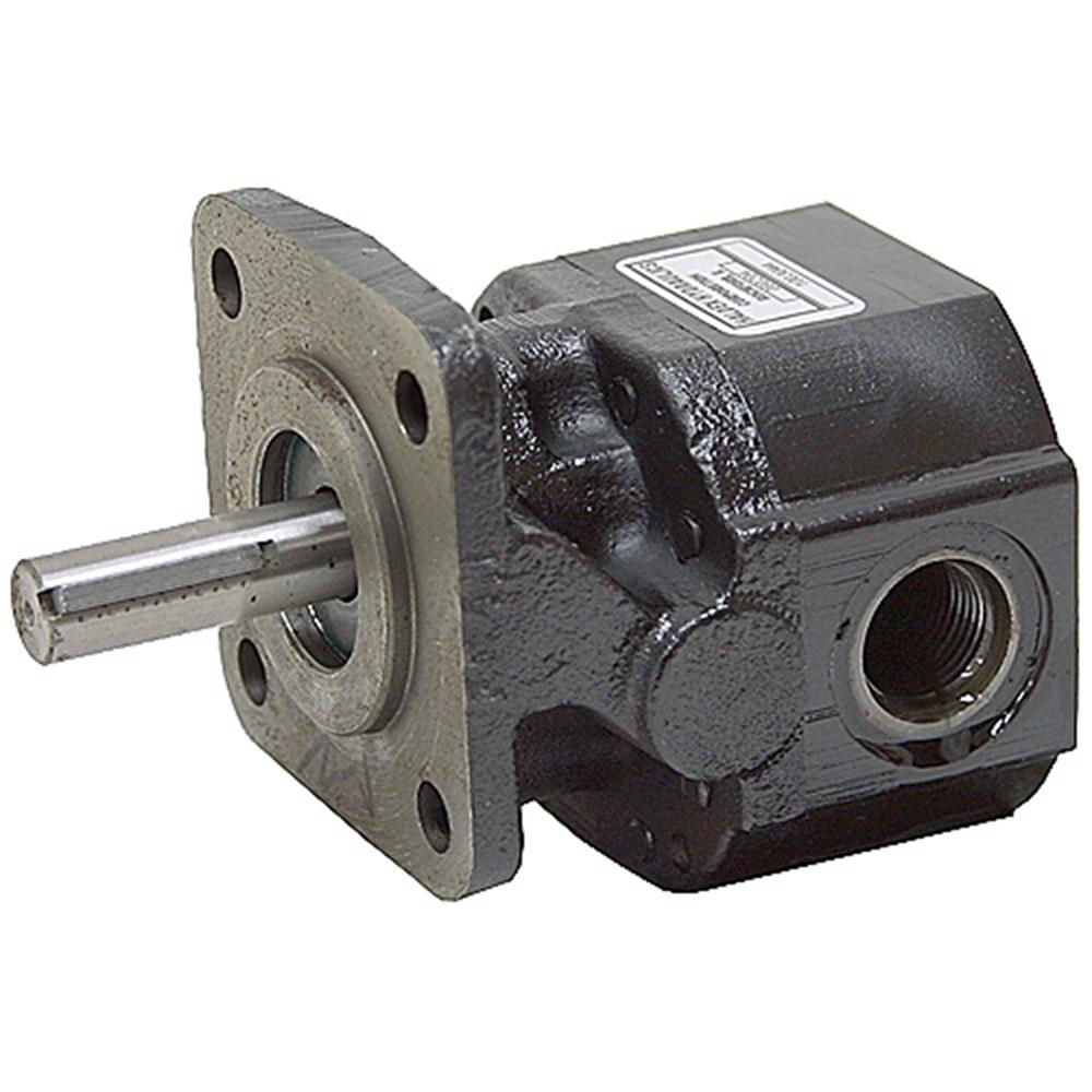 Cu in barnes 1003044 hyd pump gear pumps for Hydraulic motor and pump