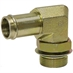 "3/8"" Hosebarb x SAE 6 Male 90 Degree Elbow 4601-06-06 Adapter"