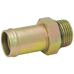 "2"" Hosebarb x SAE 32 Male Straight 4604-32-32 Adapter"