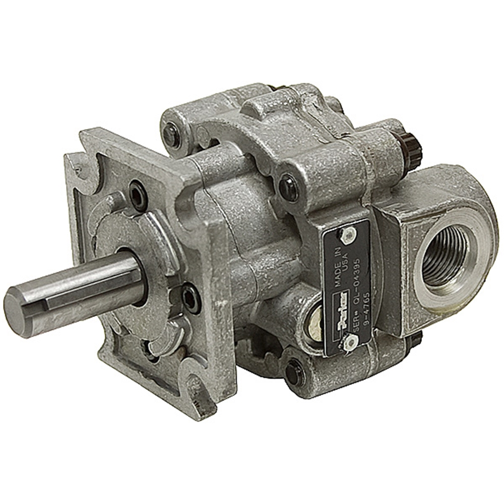 Cu in parker mgg20010 bb1b3 hyd motor for Parker hydraulic pumps and motors