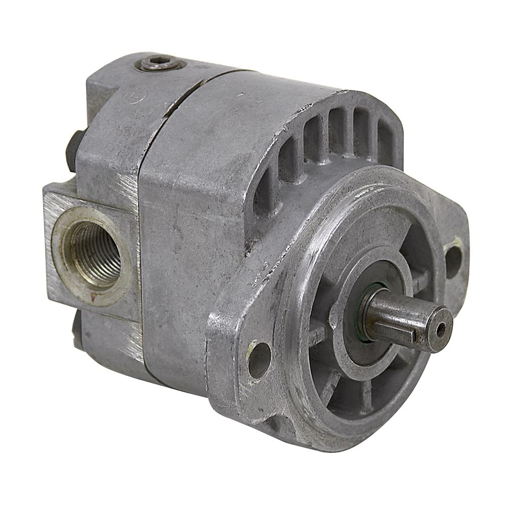 Cu in borg warner hydraulic pump s15s7ah22r gear for Hydraulic motor and pump