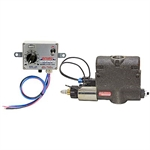30 GPM 12 Volt DC Brand CEP3000 Electric Flow Control