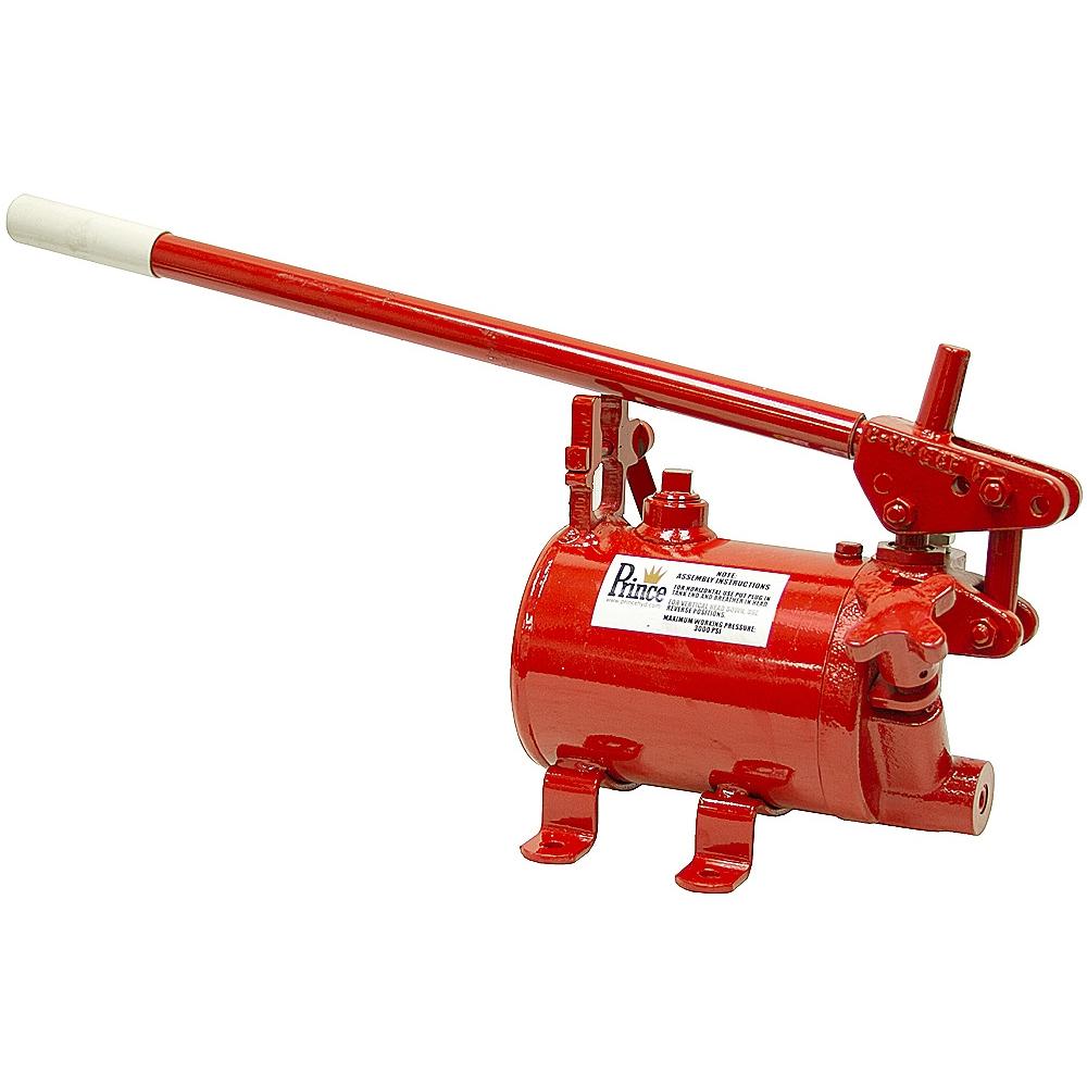 Hydraulic Hand Pump : Pm hp b hyd hand pump gallon tank pumps