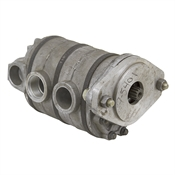 1.08/1.08/0.65 cu in Webster 45207-208 Hydraulic Triple Gear Pump