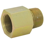 "1/8"" NPT Male x 3/8"" NPT Female Straight 5405-02-06 Adapter"