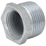 3/4 NPT To 1/2 NPT Economy Bushing No Chamfer
