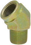 "1/8"" NPT Male x 1/8"" NPT Female 45 Degree Elbow 5503-02-02 Adapter"
