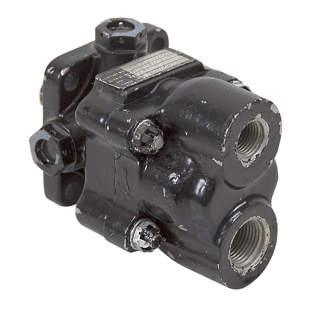 Cu in pesco 111530 030 03 hydraulic pump gear pumps for Hydraulic motor and pump