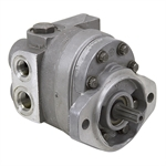 1.02 cu in. EATON 26206-RAE HYDRAULIC PUMP W/5 GPM PRIORITY