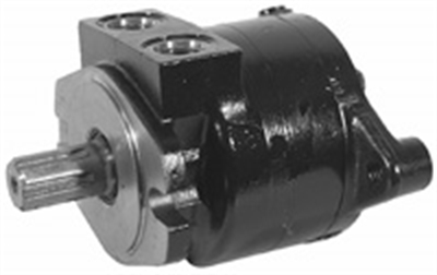 7 cu in torqaxis sa070102sabj hyd motor low speed high for Parker ross hydraulic motor