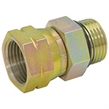 JIC Female Swivel  to SAE Male - Straight