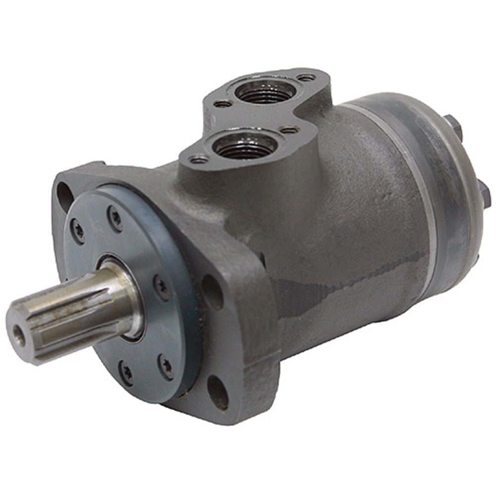 cu in danfoss omp125 hyd motor low speed high