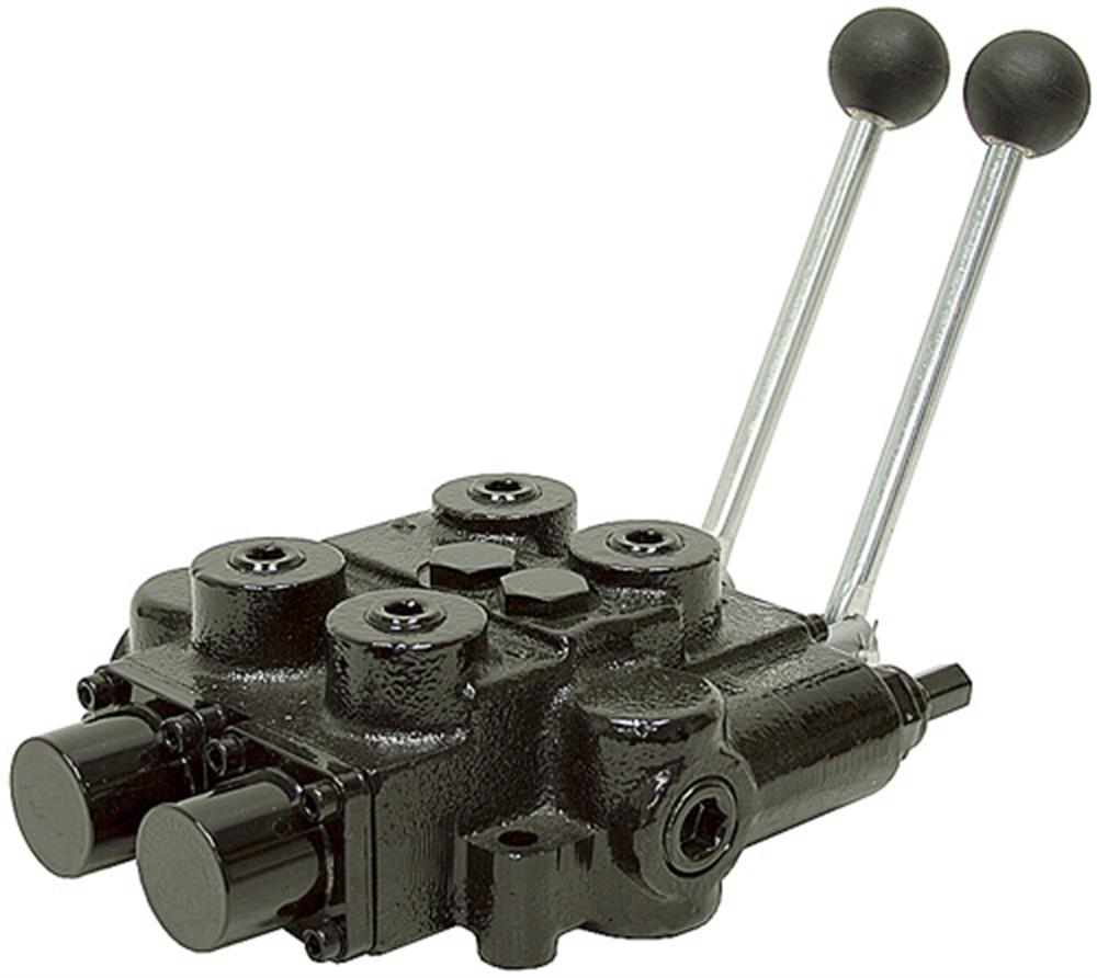 2 spool 25 gpm prince rd522ccaa5a4b1 oc valve