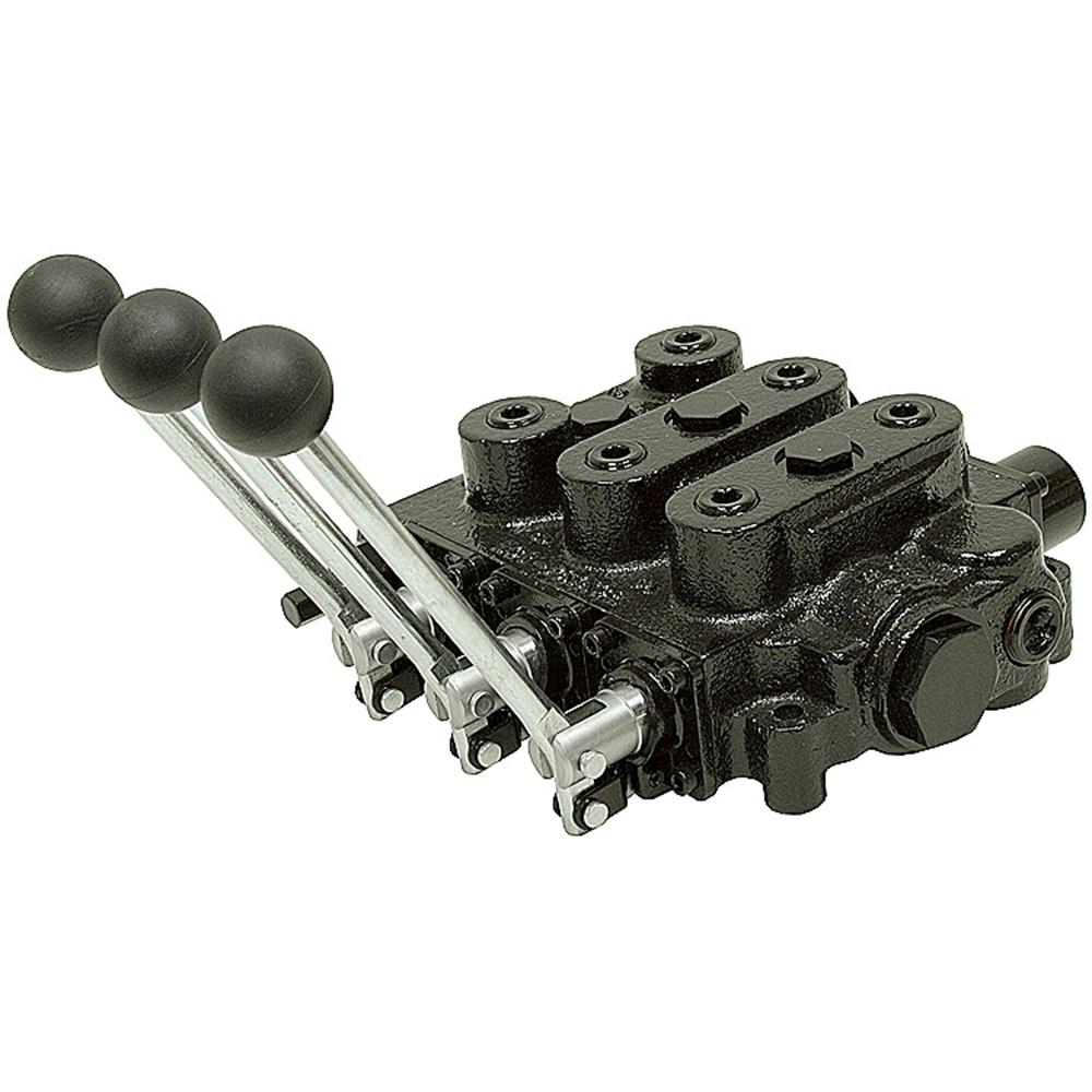 3 spool 25 gpm rd532eeeaaa5a4b1 motor spool valve prince for Hydraulic motor spool valve