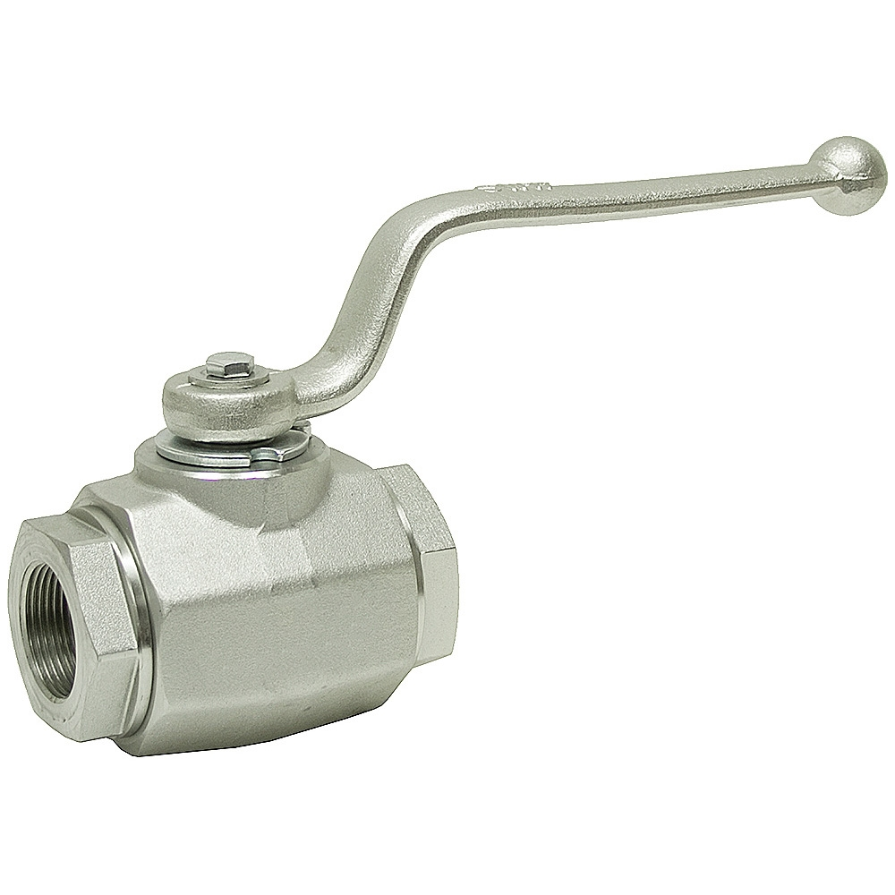 Npt carbon steel psi ball valve valves