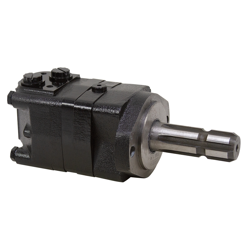 cu in pto drive motor low speed high torque