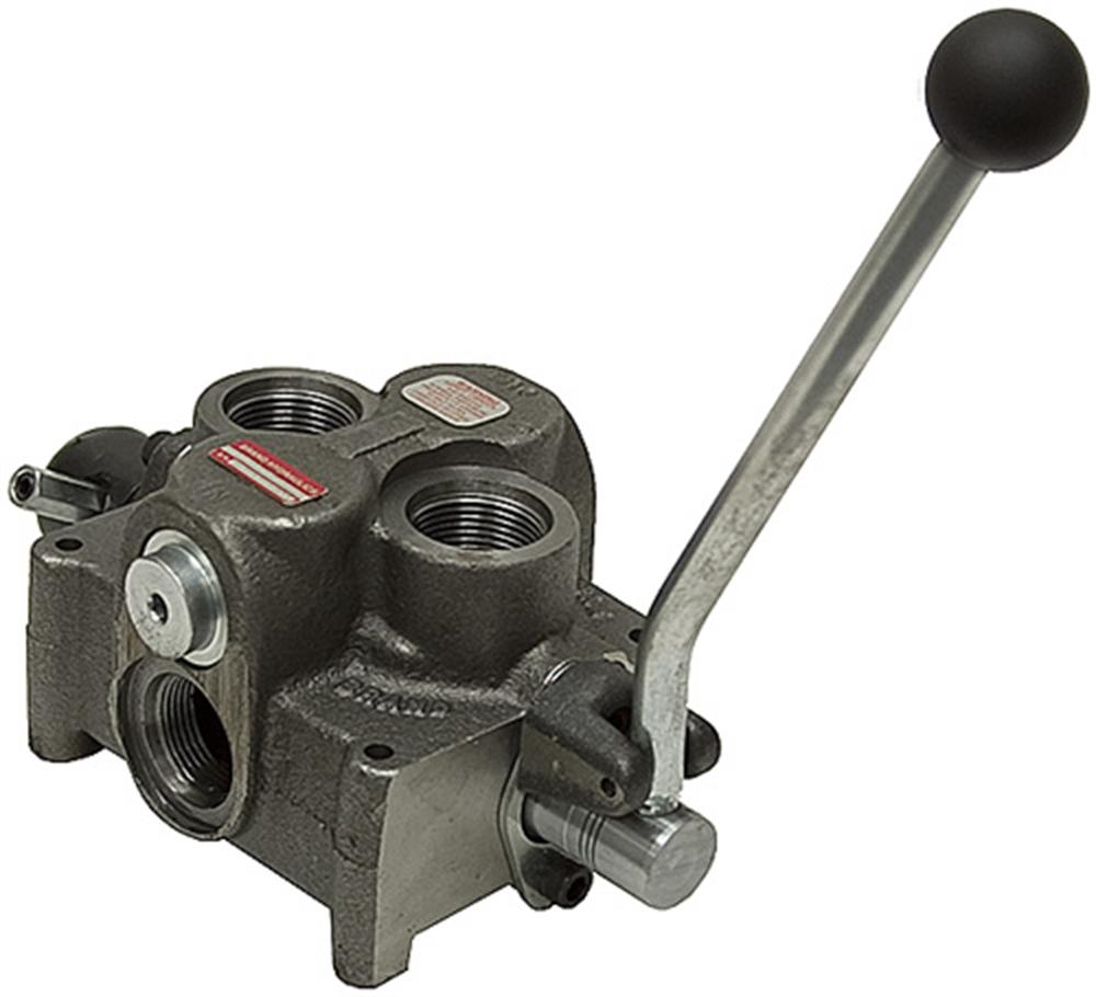 1 Spool 0 30 Gpm Motor Valve W Flow Control Directional Control Valves Hydraulic Valves