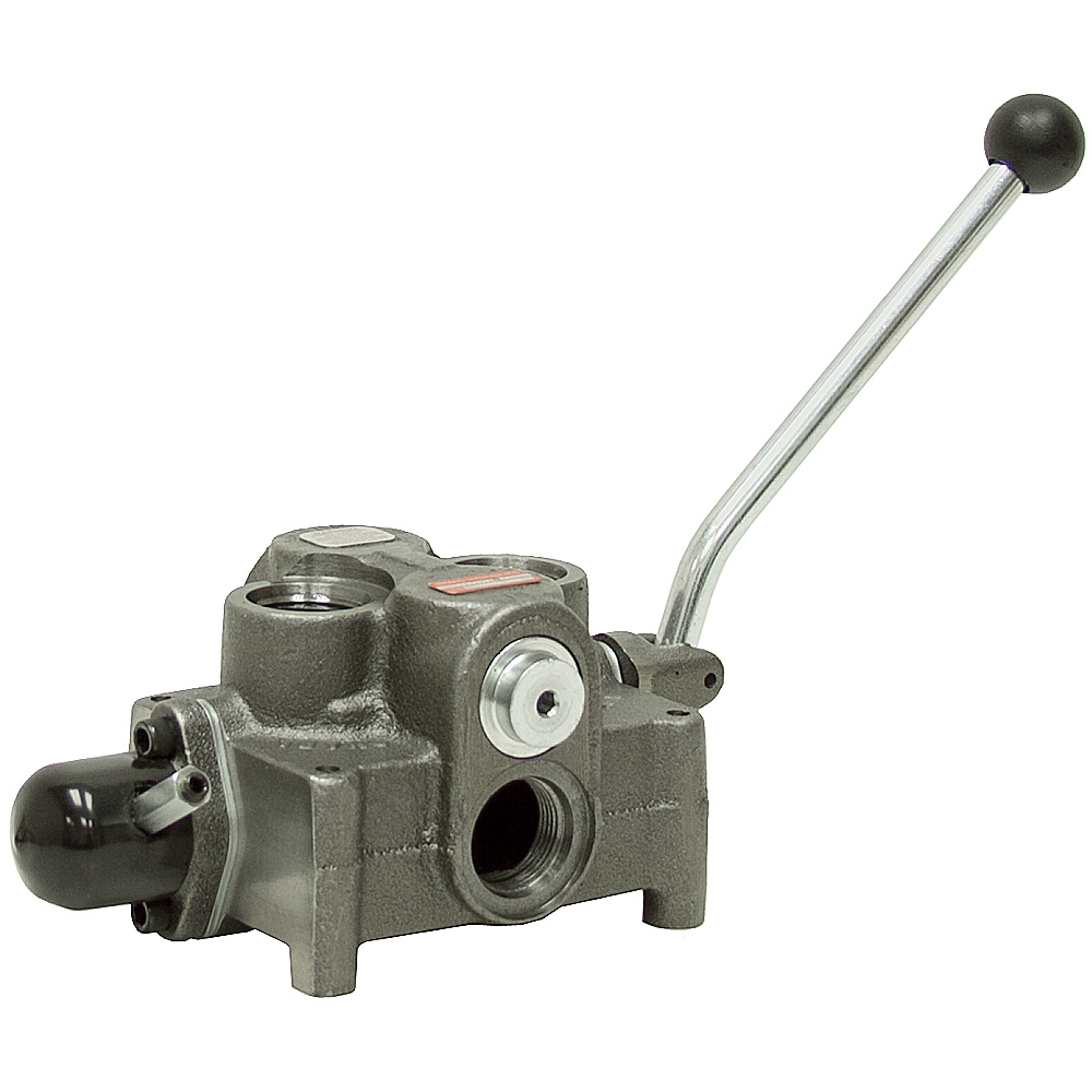 1 spool 0 45 gpm motor valve w flow control directional for Motorized flow control valve