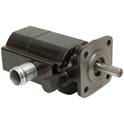 Stage Hydraulic Pump