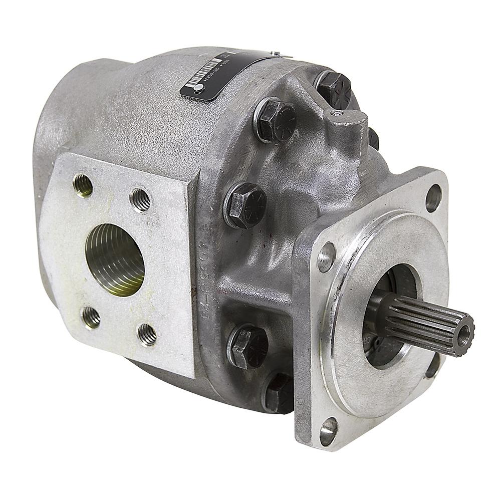 Cu In Parker 0183940 Hydraulic Pump Gear Pumps