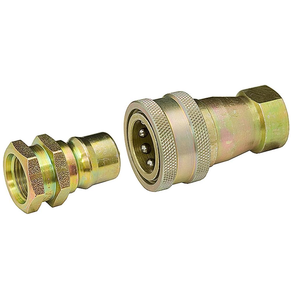 Sae quick coupler pairs hydraulic