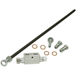 Check Valve /Tubing Kit For AMA Top-Link Cylinders