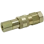 1/4 NPT Flush Face Quick Coupler Gates HTMA