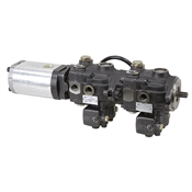 0.43/0.43/0.69 Axial Pump/Casappa Hydraulic Triple Pump
