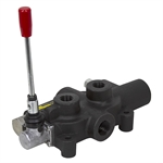 1 Spool 25 GPM Dynamic Log Splitter Valve w/Auto Detent