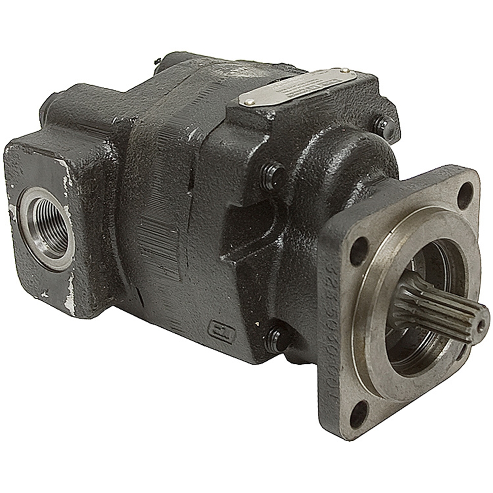 Cu in parker 323 9219 027 hyd motor for Parker hydraulic pumps and motors
