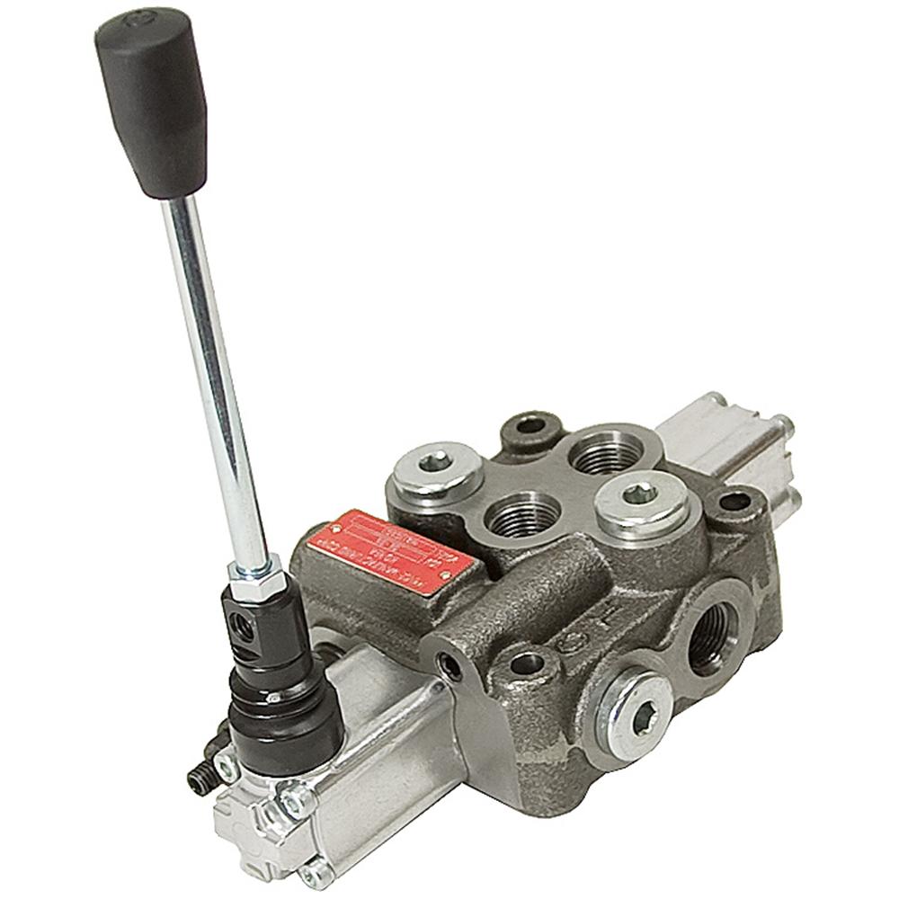 1 spool 8 gpm prince mb11c5c1 motor spool valve for Hydraulic motor spool valve