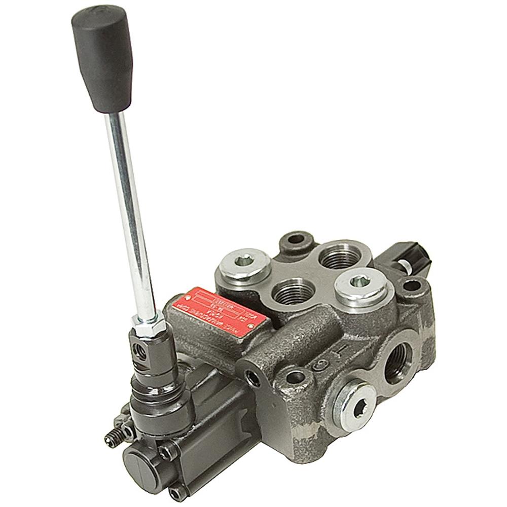1 spool 8 gpm prince mb11b5c1 da valve directional for Hydraulic motor spool valve