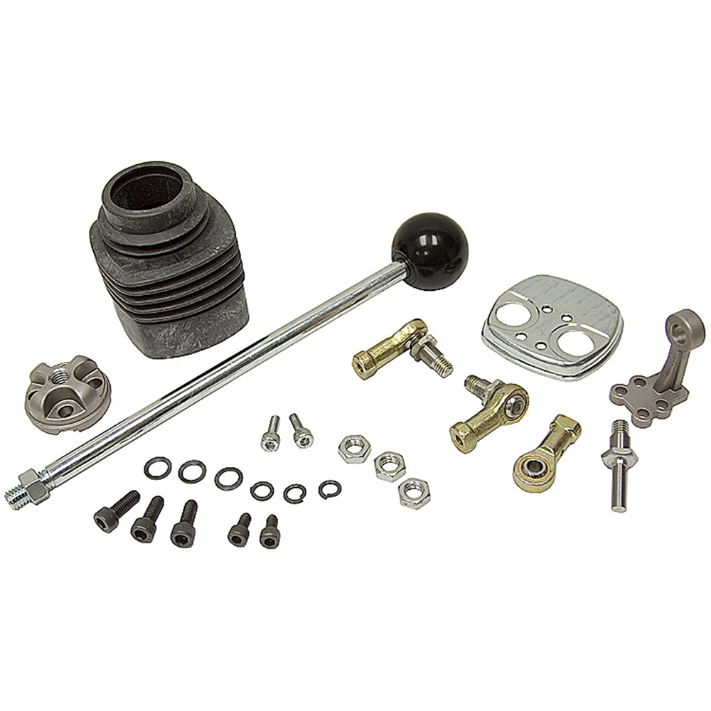 Hydraulic Valve Parts : Joystick kit for wolverine mb valves valve parts
