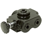 20 GPM SAE 8 Float Valve Prince SS-3B1D