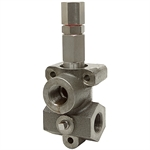 "1"" NPT 50 GPM 1501-3000 PSI Relief Valve Buyers Products HRV10025"