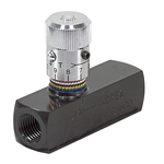 1/4 NPT 5 GPM Prince WFC-400 In-Line Flow Control