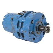 45.6 cu in White Hydraulic Motor w/ Spring-Applied, Hydraulically-Released Brake RE45132203